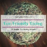 Eco-Friendly Living is a concept everyone should be concerned about. Our environmental impact is not only going to effect future generations, but also ourselves. This guide is designed to help you get started on your journey to going green. It brushes on some easy ways you can start being eco-friendly at home. www.inspireddecorator.com