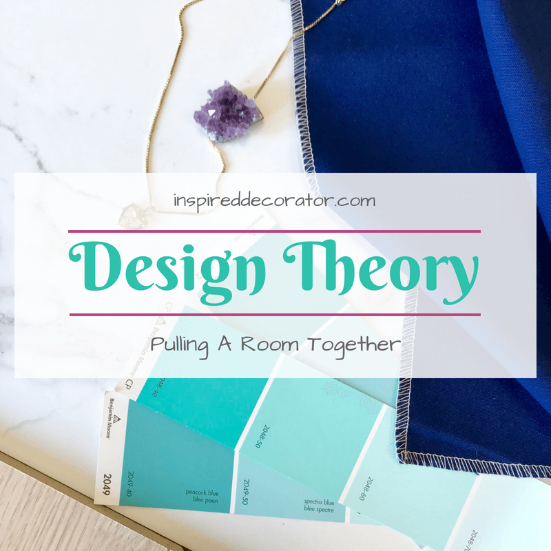 When you understand the elements behind a great design , it becomes easier to decorate your own room. Check out this guide to using some key design elements in your own space! www.inspireddecorator.com