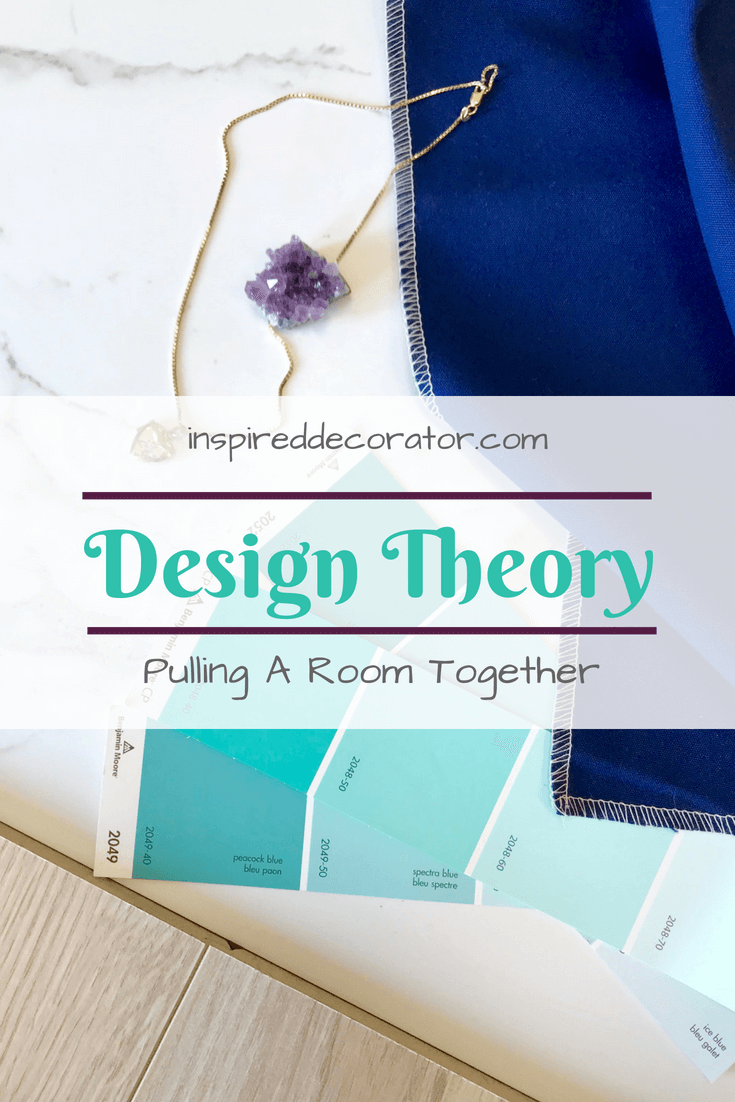 When you understand the elements of a great design, it's easier to pull together a room yourself! Learn about some key design elements to get you on the right track to a pleasing interior design! www.inspireddecorator.com
