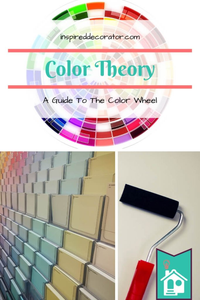 A guide to the color wheel, color theory, and color schemes. Everything you need to know about colour theory and the colour wheel! www.inspireddecorator.com