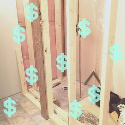 While Renovating there are areas where you can safely save money without compromising on quality.