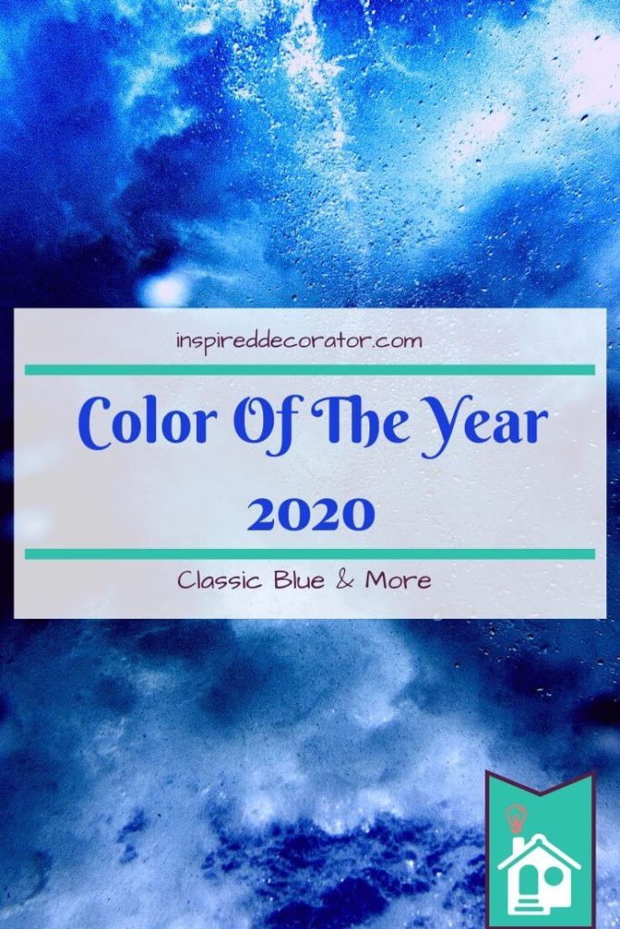 The new year is almost here and the choices for Color of the Year 2020 are out. Learn more about Pantone's Classic Blue, Benjamin Moore's First Light, Sherwin Williams Naval, Beauti-Tone's Home I'm Home, Dulux & PPG's Chinese Porcelain, Behr's Back to Nature and finally Cloverdale's Lioness which have all been named coty 2020 by the most popular paint and color companies.