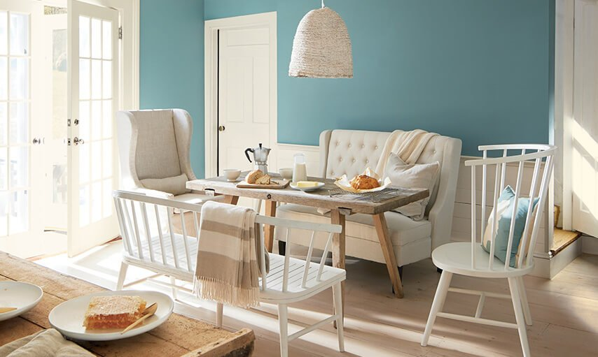 Benjamin Moore Color Of The Year 2021 Agean Teal