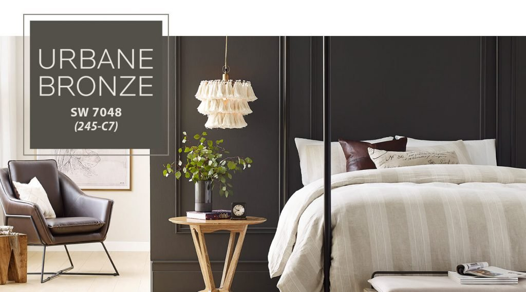 Sherwin Williams Color Of The Year Urbane Bronze
